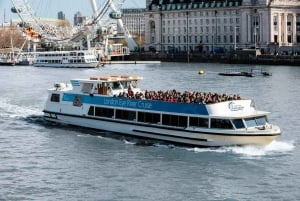 London: London Eye River Cruise and Admission Options