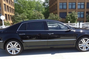 London: London Stansted Airport (STN) Private Transfer