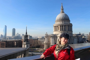 London: Mary Poppins Walking Tour