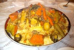 London: Moroccan Couscous Dinner in London