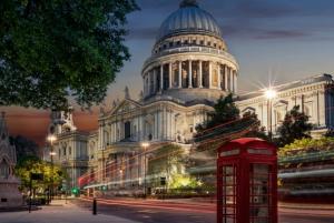 London: Night Tour in Spanish