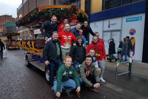 London: Piccadilly and Soho Beer Bike Tour