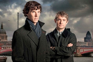 London: Private 3-Hour Sherlock Locations Tour by Black Taxi