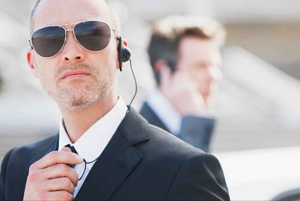 London: Private Chauffeur-Driven Tour with Bodyguard