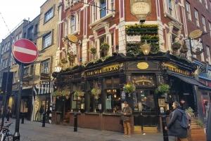 London: Private City Tour in a Classic British Car