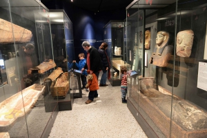London Private Family & Children British Museum Tour