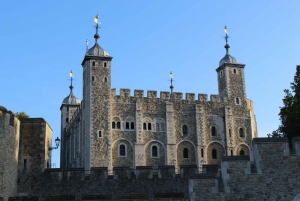 London: Private Guided Tour in a Black Taxi