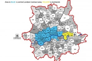 London: Private London Airports Transfers to Central London