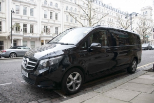 London: Private Transfer from City Center to London Airports