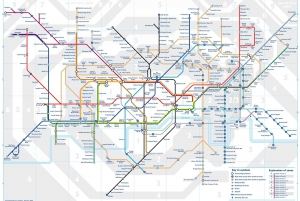 London: Private Underground and Tube Tour