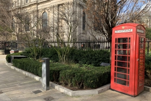 London: Private Walking Tour for Kids and Families