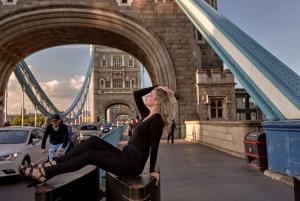 London: Professional Travel Photo Shoot
