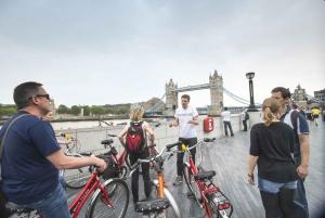 London: River Thames Small Group Bike Tour