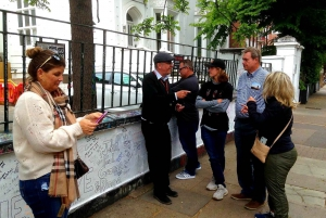 London: Rock and Roll Taxi Tour