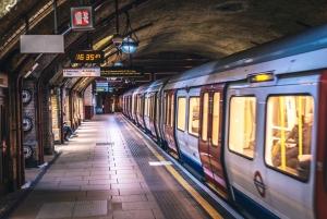London: Secrets of the London Underground Walking Tour