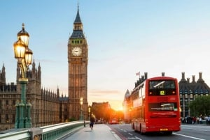 London: See 30+ Top Sights and Eat 8 British Foods Tour