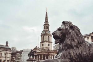 London: Self-Guided Politics and Culture Discovery Game