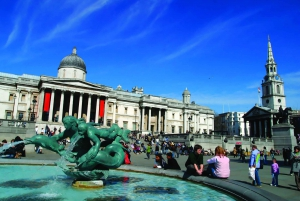 London: Self-Guided Sightseeing Highlights Tour