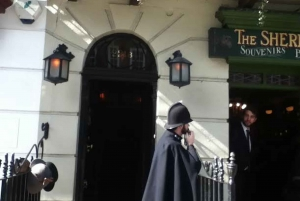 London: Sherlock Holmes 3-Hour Private Guided Tour