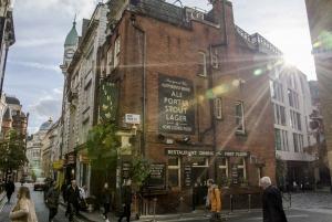 London Soho Guided Walking Tour