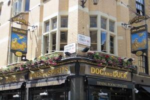 London: Soho Pubs Private Walking Tour