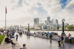London: Southbank District Private Walking Tour