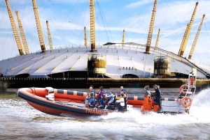 London: Speedboat Tour Through Heart of the City