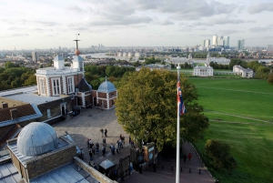 London: St Paul's Cathedral, River Cruise and Greenwich