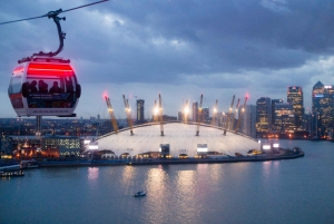 London: Thames Clippers River Roamer & Emirates Airline