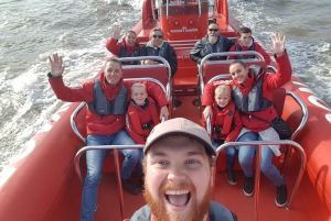 London: Thames Rockets Private Speedboat Experience