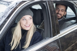 London to London Airports: Shared Shuttle Departure Transfer