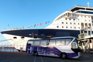 London to Southampton Cruise Terminal via Stonehenge