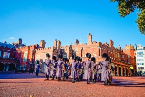 London: Top 30 Sights Walking Tour and London Dungeon Entry
