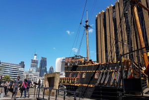London: Top 30 Sights Walking Tour and London Eye Ride