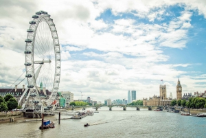 London: Top 30 Sights Walking Tour and St Pauls Cathedral