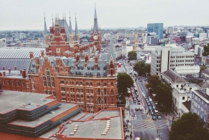 London Tour through the Eyes of a Harry Potter Lover