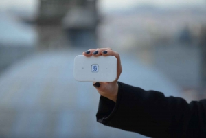 London: Unlimited UK Internet with Pocket WiFi