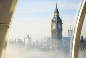 London: Vintage Bus Tour and London Eye Ticket