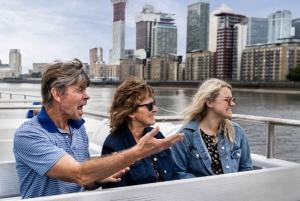 London: Westminster Pier to Tower Bridge Quay City Cruise