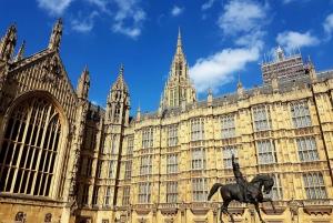 London: Westminster Sights, Clink Prison, & Medieval Banquet