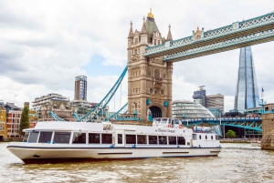 London: Westminster to Greenwich River Thames Cruise