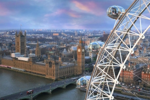 London: Westminster Walking Tour & The Tower of London Entry