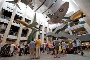 London: WWII Churchill Blitz Walk & Imperial War Museum