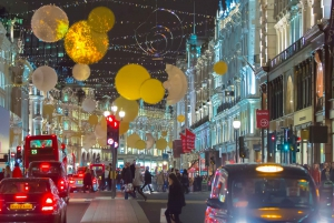 London's Festive Sights and Christmas Lights