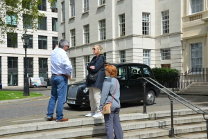 London's Hidden Treasures Tours by Black Taxi Cab