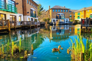 London's Surrey Quays: Self-Guided City Discovery Game