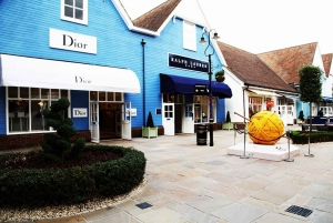 Luxury Shopping Return Transfers to Bicester Village