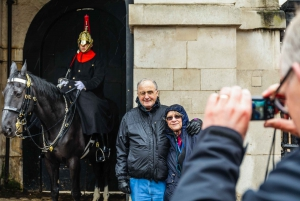 March with the Guards: Changing of the Guard Ceremony