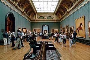 National Gallery and The British Museum Guided Tour
