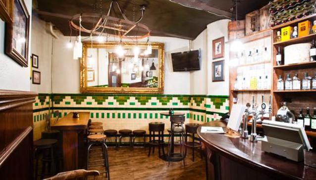 Toms bar